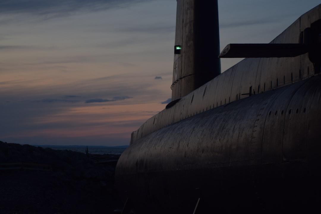 Confiné dans un sous-marin : M.Scarpellini raconte